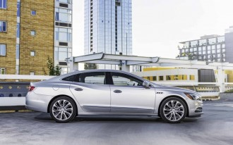 2017 Buick LaCrosse recalled for suspension problem: 11,246 U.S. vehicles affected