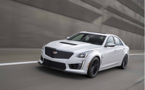 2017 Cadillac CTS V vs Audi S7 BMW M5 Mercedes Benz E Class The