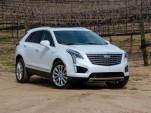 2017 Cadillac XT5  -  First Drive