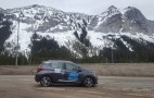 Driving a Chevy Bolt EV electric car across Canada, all the way