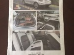 2017 Chevrolet Bolt EV newspaper ad, The Washington Post, June 16, 2017