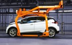 2017 Chevrolet Bolt EV electric car to enter production in October