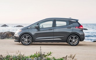 Chevy Bolt EV, Chrysler Pacifica, Honda Ridgeline take home Car of the Year trophies