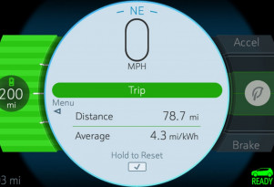 Chevy Bolt EV user interface: reviewer calls it best of any electric car