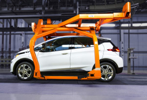 Future Chevrolet Bolt EV sibling could be called EUV