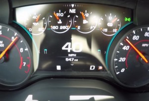 2017 Chevrolet Camaro ZL1 180 MPH Run