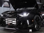 HPE Exorcist Camaro ZL1 on dyno