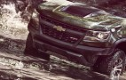 Watch the 2017 Chevy Colorado ZR2 hit the trails