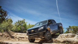 2017 Chevrolet Colorado ZR2 First Drive