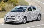 2017 Chevrolet Cruze Hatchback Spy Shots
