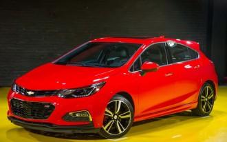 Despite VW's diesel woes, Chevy to offer diesel-fueled Cruze in U.S.
