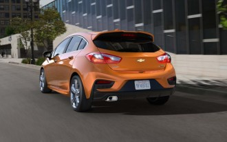 Chevy Cruze hatch driven, Mini goes hybrid, Tesla prototype: What's New @ The Car Connection