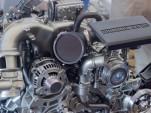 2017 Chevrolet Silverado HD diesel engine