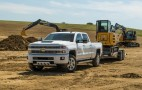 2017 Chevrolet Silverado HD first drive review: playing with John Deere equipment in the adult sandbox