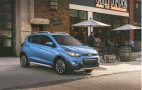 2017 Chevy Spark Activ: fake crossover jacks up minicar into SUV wannabe