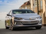 IIHS names 2017 Chevrolet Volt a Top Safety Pick+