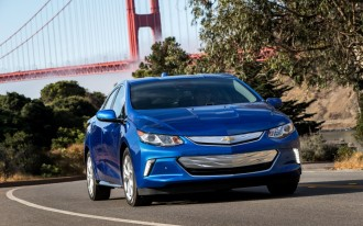 2017 Chevrolet Volt vs. 2017 Nissan Leaf: Compare Cars
