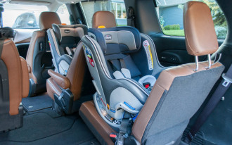 2017 Chrysler Pacifica Limited long-term road test: putting it to the test with kids