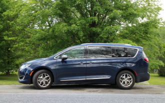 2017 Chrysler Pacifica Limited long-term road test: what do our passengers say?