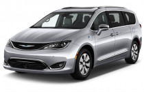 2017 Chrysler Pacifica Hybrid Platinum FWD Angular Front Exterior View