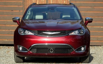 2017 Chrysler Pacifica aces federal crash test