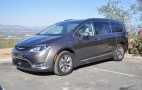 2017 Chrysler Pacifica Hybrid: first drive of plug-in hybrid minivan