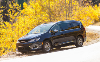 2017 Chrysler Pacifica Limited long-term road test: a long, uneventful winter