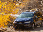 2017 Chrysler Pacifica Long Term Fall Gallery