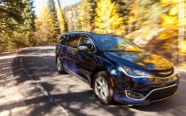 2017 Chrysler Pacifica Long Term Fall Gallery