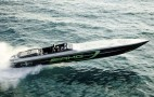 Cigarette Racing celebrates Mercedes-AMG's 50th with GT R-inspired speedboat