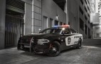 2017 Dodge Charger Pursuit protects officers by watching their backs