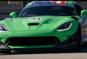 2017 Dodge Viper ACR at Carolina Motorsports Park