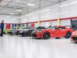 Largest 5th-gen Dodge Viper customer delivery, Photo by Dynamic Photowerks