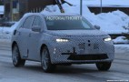 2017 DS 7 spy shots
