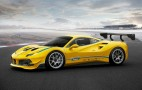 2017 Ferrari 488 Challenge race car revealed