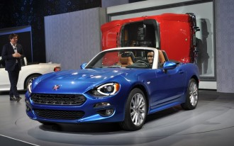 2017 Fiat 124 Spider Video Preview