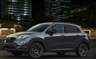 Fiat 500X dressed up with new Urbana Edition appearance package