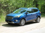 2017 Ford Escape quick drive review