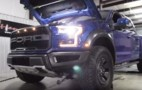 2017 Ford F-150 Raptor hits dyno, does 0-60 in 5.3 seconds