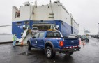 Ford ships first F-150 Raptors to China