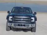 2017 Ford F-150 Raptor Testing