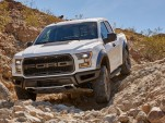 2017 Ford F-150 Raptor configurator up, now a good time to take lunch