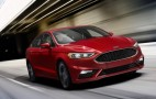 2017 Ford Fusion V6 Sport gets drive modes selector with adjustment of 7 dynamic settings