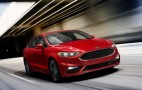 2017 Ford Fusion V6 Sport revealed with all-wheel drive, twin-turbo power