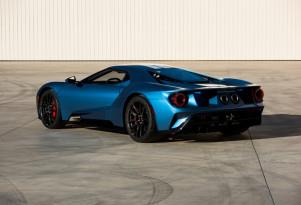 2017 Ford GT - Image via Barrett-Jackson