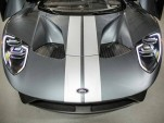 2017 Ford GT delivered to Jack Roush