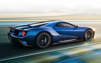 Ford GT production extended by two years, but don't expect to get one