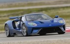 Ford has no plans to chase lap records with GT