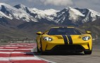 2017-2018 Ford GT recalled because of fire risk