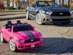 2017 Ford Mustang Power Wheels